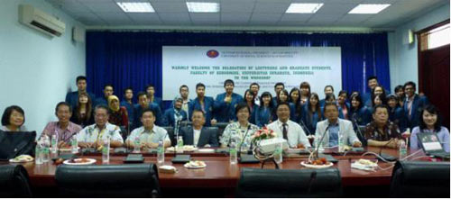 National University of Vietnam - University of Social Sciences and Humanity