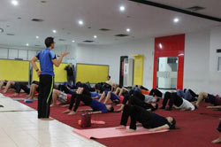 Workshop Yoga - Asana