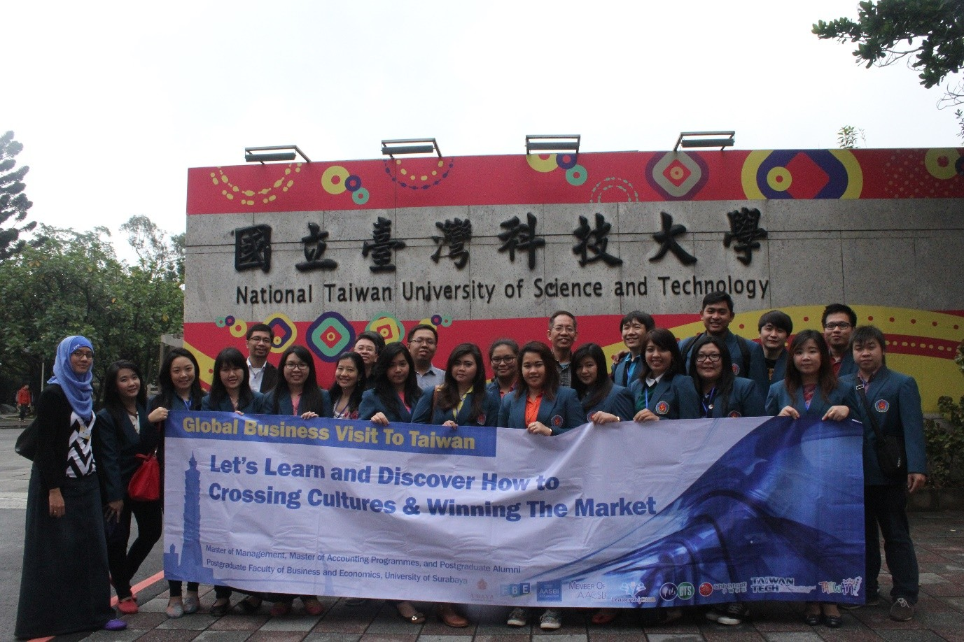Crossing Culture, Winning The Market: Taiwan Business Visit