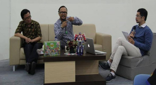 """"""" CREATIVITY RESURGENCE – ANTI MAINSTREAM STRATEGY INNOVATION OF PRODUCT AND BRANDING IN THE CONCEPTUAL ERA"""" TALK SHOW"""