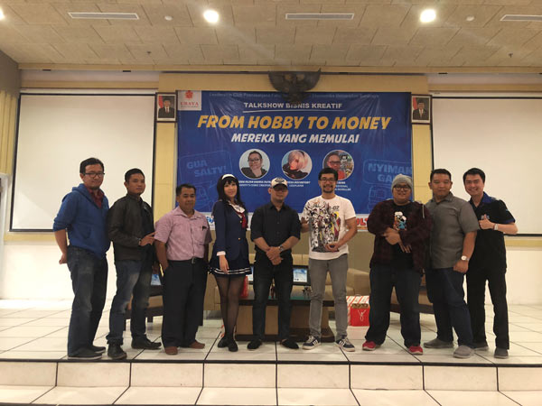 """FROM HOBBY TO MONEY, They Started"" Talkshow"