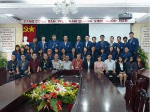 Business Visit ke Vietnam – Program MM dan MAKSI UBAYA