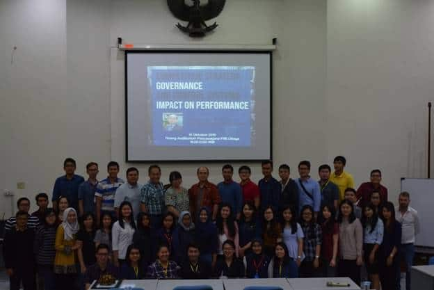 Seminar Competitive Strategy, Governance, and Control Systems: Impact on Performance