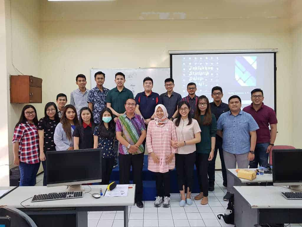 "SPSS Workshop ""Conquer Statistics in a Day"""